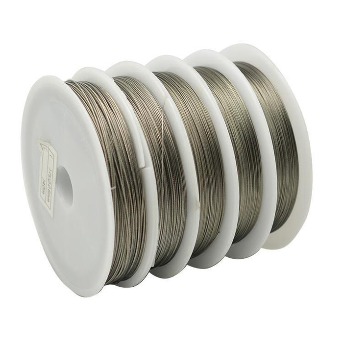 High Quality Fishing Steel Wire Line Stainless Steel Thread Wear-Resistant Wires-ZHANG 's Professional lure trade co., LTD-White-Bargain Bait Box