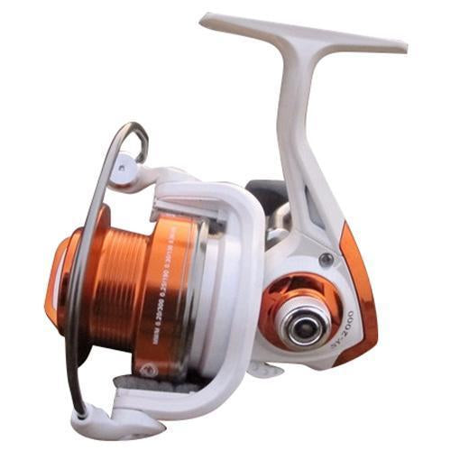 High Quality Sea Fishing Reel Saltwater Spinning Reel 2000 11Bb Carretilha De-Spinning Reels-Cherie's Store-Bargain Bait Box