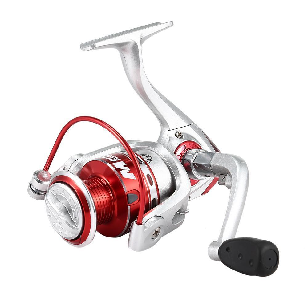 High Speed Durable Mb 1000-6000 Series Spinning Fishing Reels 8 Ball Bearings-Spinning Reels-Shenzhen Outdoor Fishing Tools Store-1000 Series-Bargain Bait Box