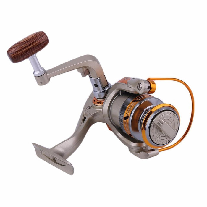 High Speed G-Ratio 5.5:1 Spinning Reel 10Bb Ball Bearing Fishing Reels-Spinning Reels-FashionYK-S Outdoor Store-1000 Series-Bargain Bait Box