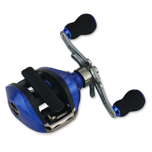 High Speed Low Profile Reel Baitcasting Reels-Fishing Reels-DREAMHUNTER- Store-Black-18-Left Hand-Bargain Bait Box
