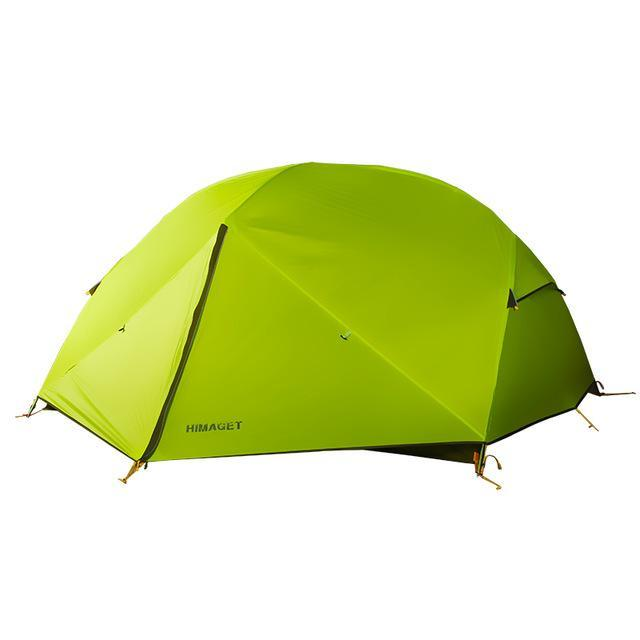 Himaget Nylon Tent Outdoor Anti Torrential Rain Tents Waterproof Camping-Tents-YOUGLE store-Green-China-Bargain Bait Box