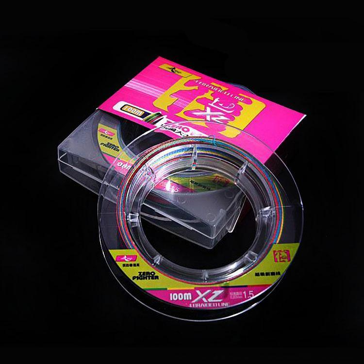 Histolure 4 Strands Braided Line 100M Pe Braided Fishing Line Super Strong-MC&LURE Store-0.4-Bargain Bait Box