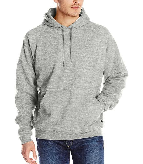 Hooded Funny Solid Colors Hoodies Harajuku Fitness Streetwear Hip-Hop Tracksuits-Hoodies-Bargain Bait Box-Gray-S-Bargain Bait Box