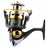 Hot Dk2-6000 Series Carp Fishing Reel 5.2:1 11Bb Metal Spool Quality-Spinning Reels-GLOBAL WHOLESALING Store-2000 Series-Bargain Bait Box