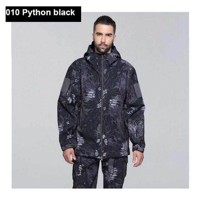 Hot ! Military Winter Hunting Clothes Softshell Tad Tactical Outdoor Hiking-Fuous Outdoor Store-010-S-Bargain Bait Box