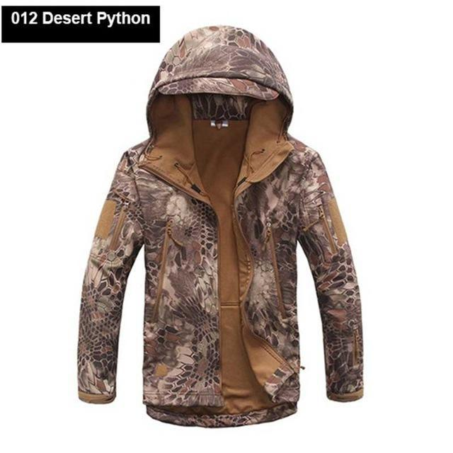 Hot ! Military Winter Hunting Clothes Softshell Tad Tactical Outdoor Hiking-Fuous Outdoor Store-011-S-Bargain Bait Box