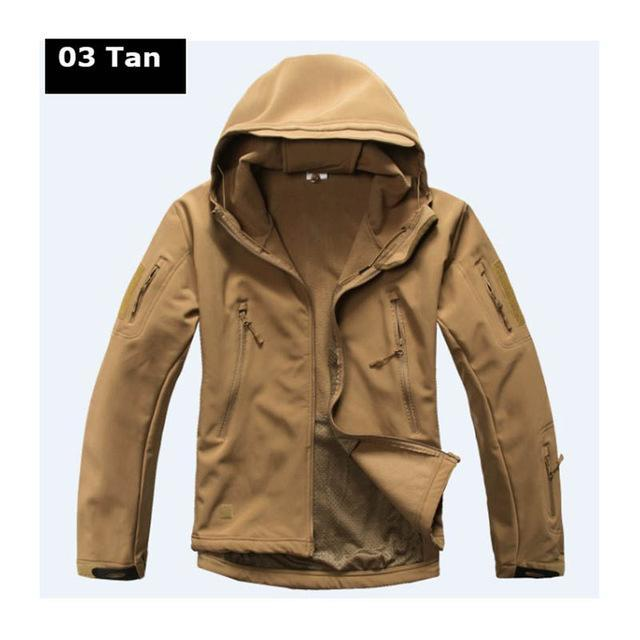 Hot ! Military Winter Hunting Clothes Softshell Tad Tactical Outdoor Hiking-Fuous Outdoor Store-03-S-Bargain Bait Box