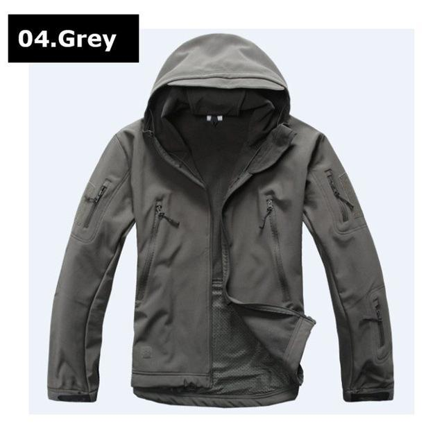 Hot ! Military Winter Hunting Clothes Softshell Tad Tactical Outdoor Hiking-Fuous Outdoor Store-04-S-Bargain Bait Box