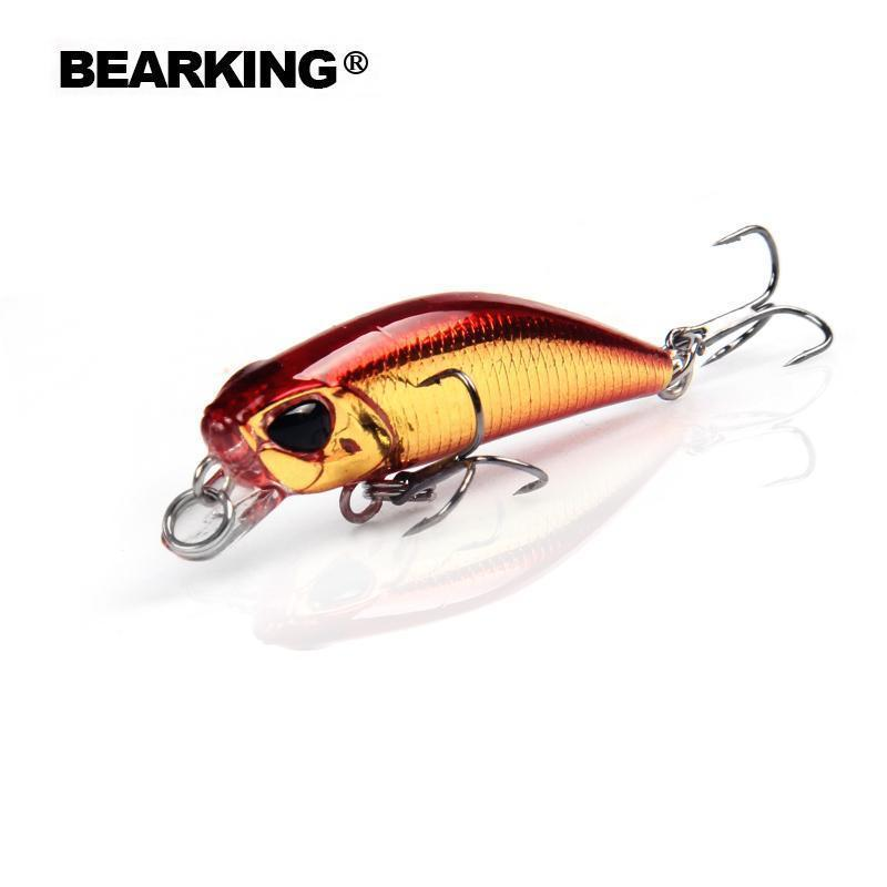 Hot Model Bearking 4.2Cm 2.8G Fishing Wobblers Dive 0.3-0.6M Fishing Lure-bearking fishingtackle Store-A-Bargain Bait Box