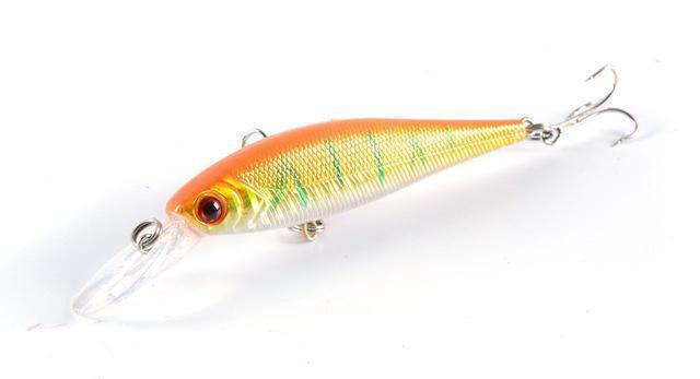 Hot Model Fishing Lures Hard Bait 8Color For Choose 10Cm 9.4G Minnow Bait-ZGTN Fishing Store-5-Bargain Bait Box