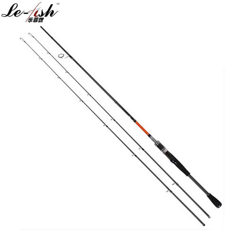 Hot Sale 98%Carbon Material Spinning Fishing Rod Cork Handle 2.1M 2 Section-Spinning Rods-le-fish Official Store-Bargain Bait Box