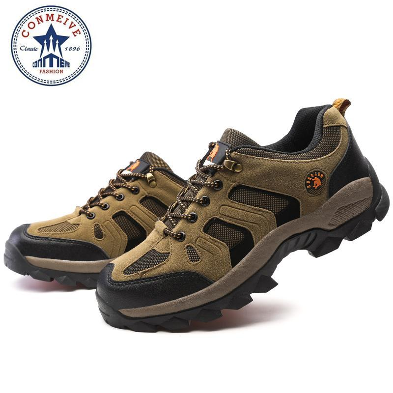 6b2d09a11dc4 Hot Sale Hiking Shoes Outdoor Sapatilhas Trekking Climbing Boots Sende —  Bargain Bait Box