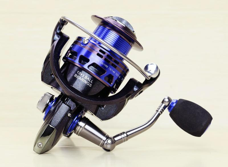 Hot Sales As2-7000 For Big Fish Ocean Inshore Fresh Saltwater Ice Fly Carp-Spinning Reels-GLOBAL WHOLESALING Store-2000 Series-Bargain Bait Box