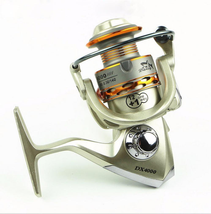 Hot Sales Dx7000 For Big Fish Ocean Inshore Fresh Saltwater Ice Fly Carp-Spinning Reels-GLOBAL WHOLESALING Store-1000 Series-Bargain Bait Box
