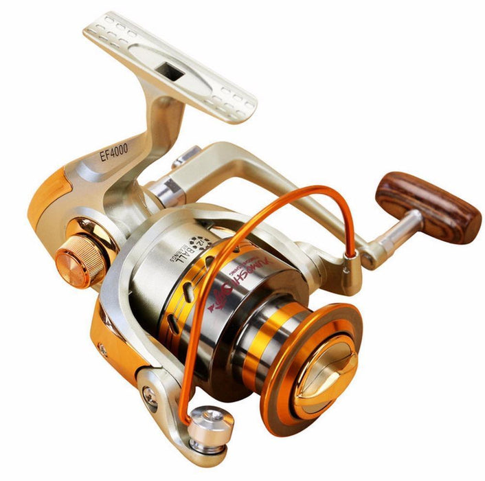 Hot Sales Ef Super Power Anti Saltwater Spinning Fishing Reel Long Distandt-Spinning Reels-GLOBAL WHOLESALING Store-8000 Series-Bargain Bait Box
