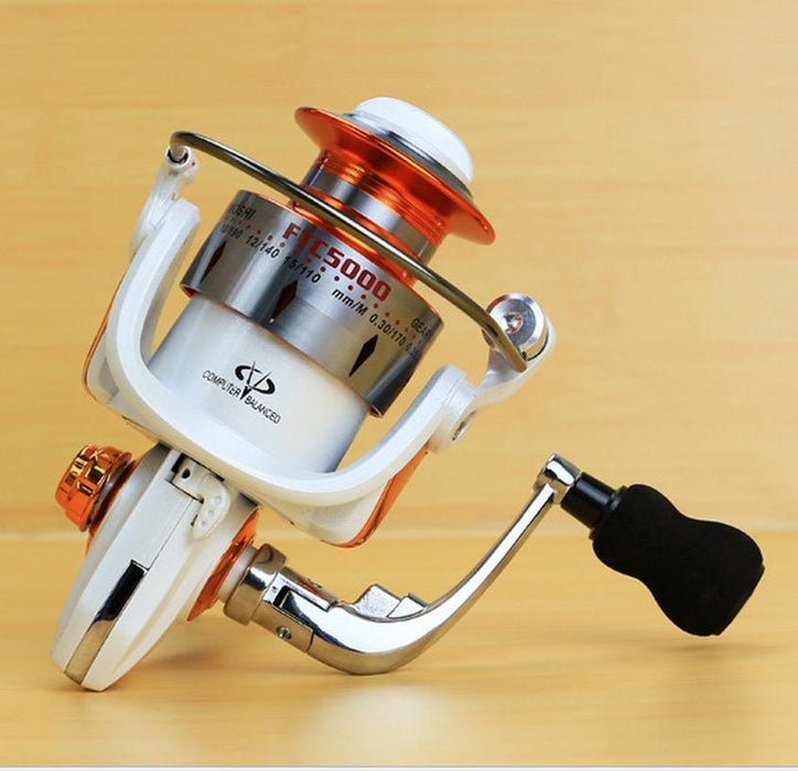 Hot Sales Ftc7000 For Big Fish Ocean Inshore Fresh Saltwater Ice Fly Carp-Spinning Reels-WE WHOLESALES&RETAIL Store-3000 Series-Bargain Bait Box