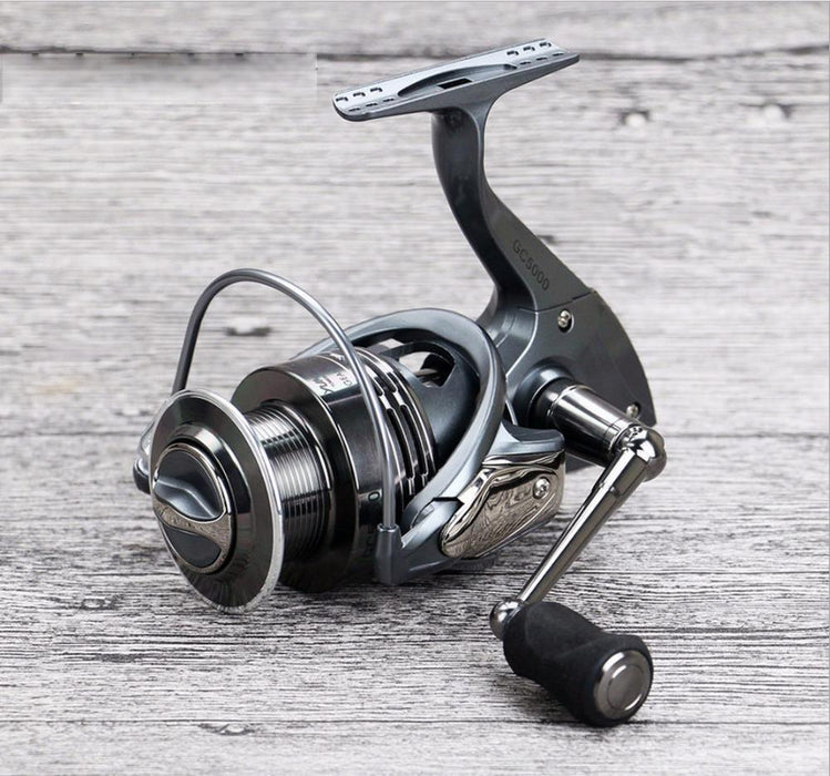 Hot Sales Gc2000-7000 Pre Loading Spinning Fishing Reel 14 Ball Bearings-Spinning Reels-GLOBAL WHOLESALING Store-2000 Series-Bargain Bait Box