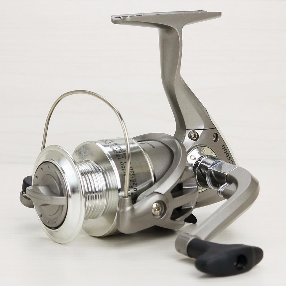Hot Sales Sc2-7000 Ocean Inshore Saltwater Ice Fly Carp Spinning Reel 8 Ball-Spinning Reels-GLOBAL WHOLESALING Store-1000 Series-Bargain Bait Box