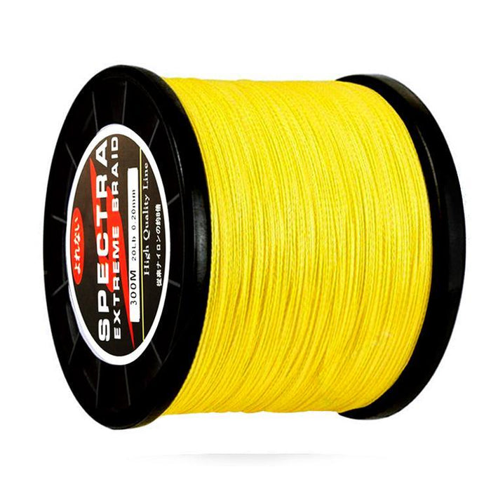 Hot!4 Strands Strong Japanese 300M Multifilament Pe Braided Fishing Line Daiwa10-Master Fishing Tackle Co.,Ltd-White-0.4-Bargain Bait Box
