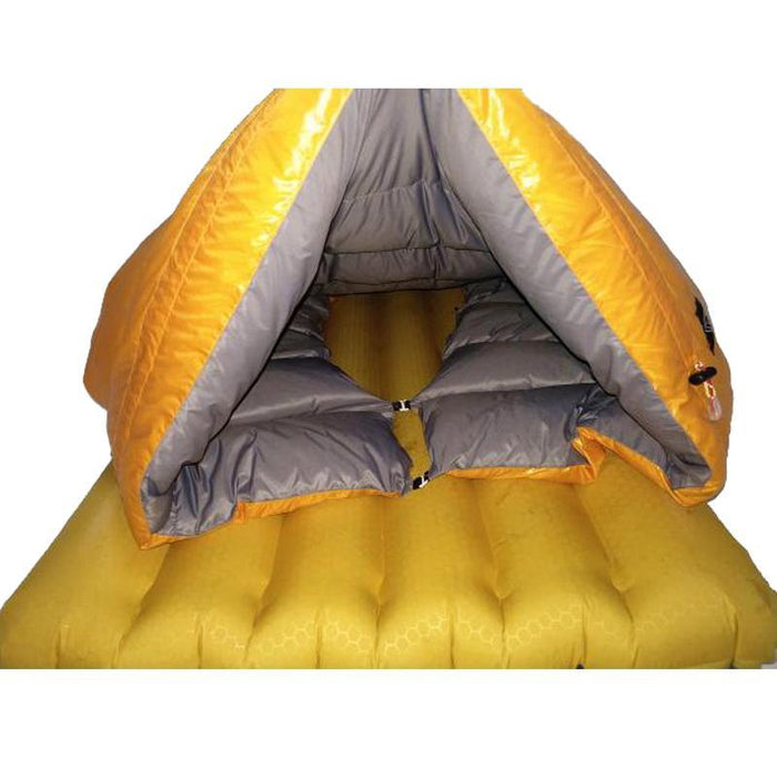 Ice Flame 20D Winter Autumn Spring 90% White Duck Down Mummy Sleeping Bag-Sleeping Bags-YOUGLE store-M Size-Bargain Bait Box