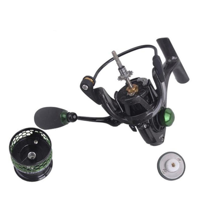 Ilure Spinning Fishing Reel 5.2:1/10Bb Reels Molinete Para Pesca Fishing-Spinning Reels-KeZhi Fishing Tackle Store-1500 Series-Bargain Bait Box