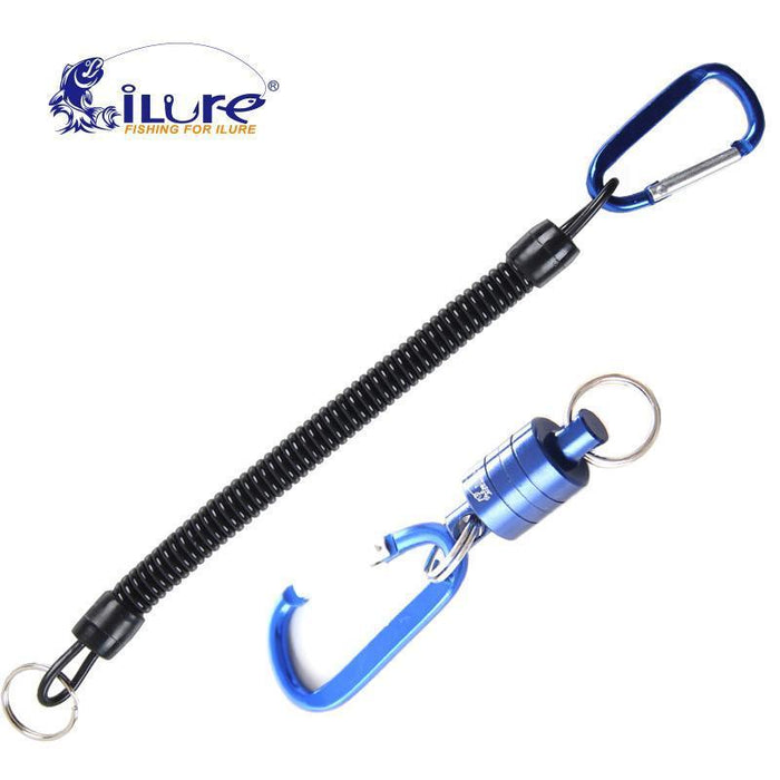 Ilure Strong Train Release Magnetic Fishing Lanyards Ropes Net Gear Release-ilure Official Store-Red-Bargain Bait Box