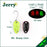 Jerry 1Pc 2G 3.5G 4.5G Fishing Spoon Lure Mini Two-Side Painting Glossy Color-Jerry Fishing Tackle-2g gold-Bargain Bait Box