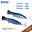 Jerry 1Pc Big Game Popper Lure Topwater Surface Lures Deep Sea Fishing Bait Tuna-Jerry Fishing Tackle-120mm blue black-Bargain Bait Box
