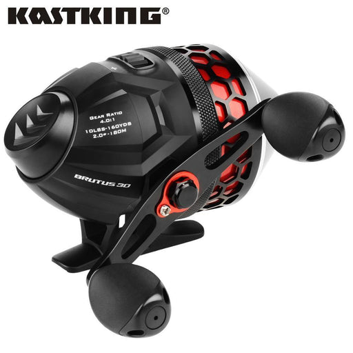 Kastking Brutus Fishing Reel 4.0:1 Gear Ratio 5+1 Ball Bearing 5Kg Max Drag-Home-Affordable Fishing Store-Bargain Bait Box