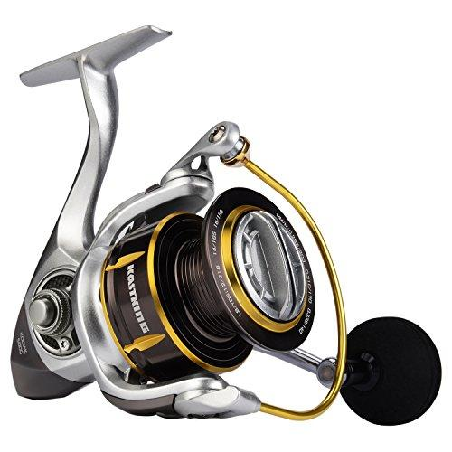 Kastking Kodiak Saltwater Spinning Fishing Reel - 39.5 Lb Carbon Fiber Drag, All-Spinning Reels-Amazon-Kodiak1000-Bargain Bait Box