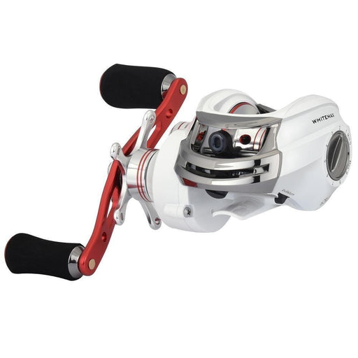 Kastking Whitemax Low Profile 5.3:1 Gear Ratio Baitcasting Reel 8Kg Drag Bait-Baitcasting Reels-kastking official store-Left Hand-Bargain Bait Box