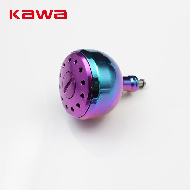 Kawa Fishing Reel Knob For Spinning Reel 3000-5000 Type, Rainbow Color Fishing-Fishing Reel Handles & Knobs-Bargain Bait Box-Bargain Bait Box