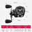 Kingdom Kingpro Fishing Reels Carbon Fiber Ultralight 205Kg Magnetic Brake-Fishing Reels-KINGDOM Fishing Anglers Store-10-Left Hand-Bargain Bait Box
