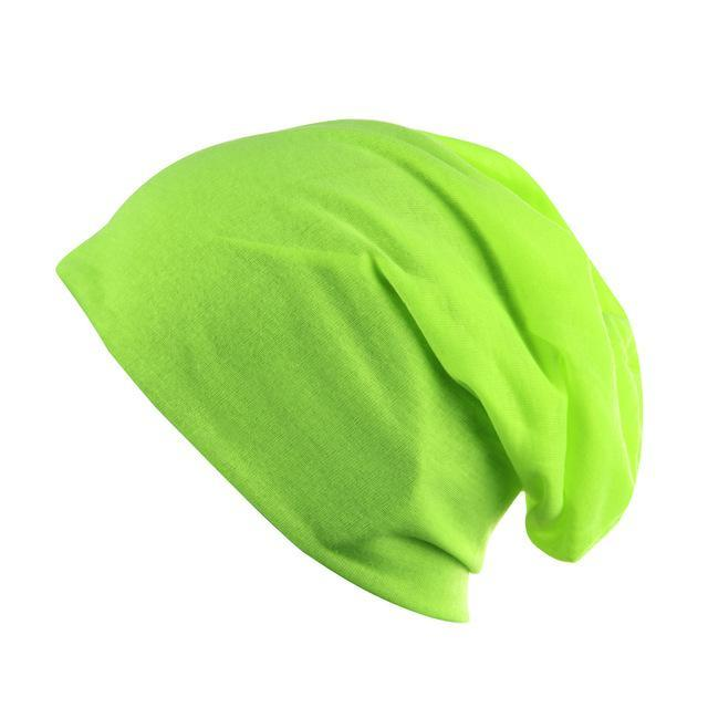 Knitted Cap,Casual Beanies For Men/Women Solid Color Hip-Hop Slouch Skullies-Beanies-Bargain Bait Box-Green-Bargain Bait Box