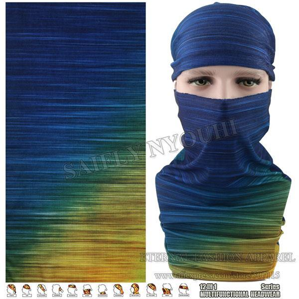 Latest Hypaethral Sports Scarves Sunscreen Bicycle Headband Skull Face Shield-Face Shields-Bargain Bait Box-MHM130-Bargain Bait Box