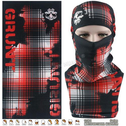 Latest Hypaethral Sports Scarves Sunscreen Bicycle Headband Skull Face Shield-Face Shields-Bargain Bait Box-MHM132-Bargain Bait Box