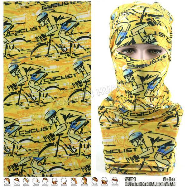 Latest Hypaethral Sports Scarves Sunscreen Bicycle Headband Skull Face Shield-Face Shields-Bargain Bait Box-MHM134-Bargain Bait Box