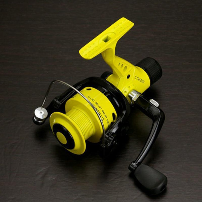 Left Right Hand 12Bb Ball Bearings 5.2:1 Spinning Reel Top Fishing Reels Plastic-Spinning Reels-YPYC Sporting Store-2000 Series-Bargain Bait Box