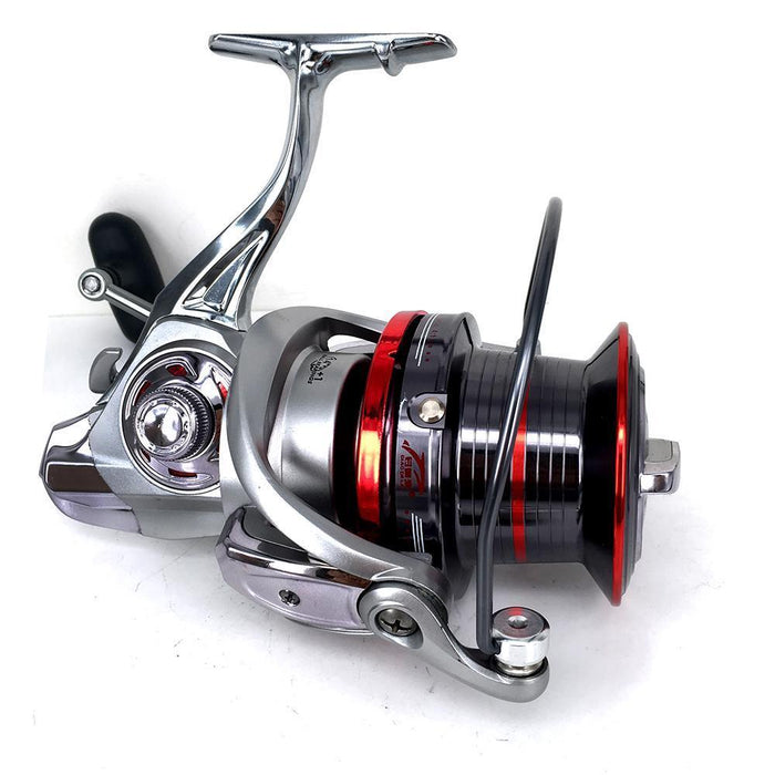 Long Shot Casting Reel 14+1Bbs Biggest Spinning Reel Fishing Reel For Carp-Spinning Reels-HUDA Sky Outdoor Equipment Store-9000 Series-Bargain Bait Box