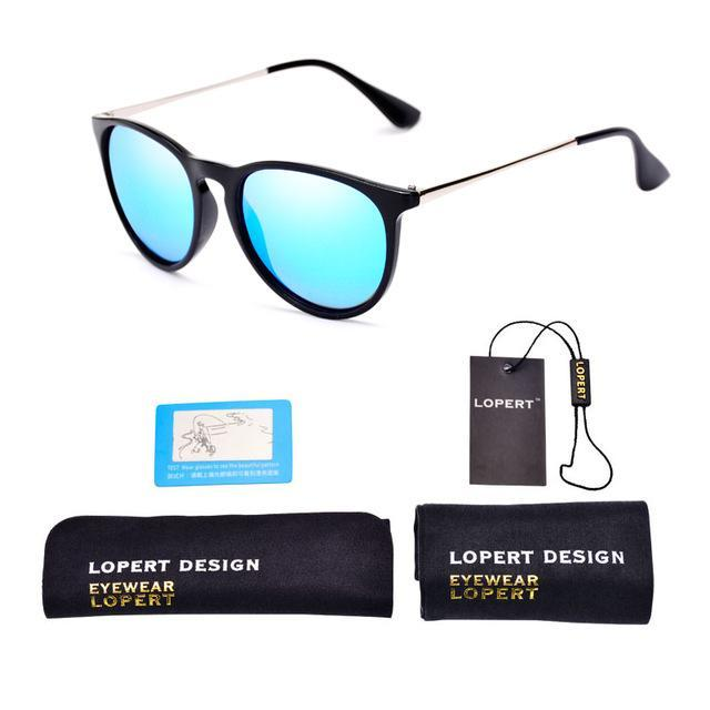 Lopert Cat Eye Hd Polarized Sunglasses Women Driving Glasses Sun Glasses-Polarized Sunglasses-Bargain Bait Box-SET 1 Black Blue-Bargain Bait Box