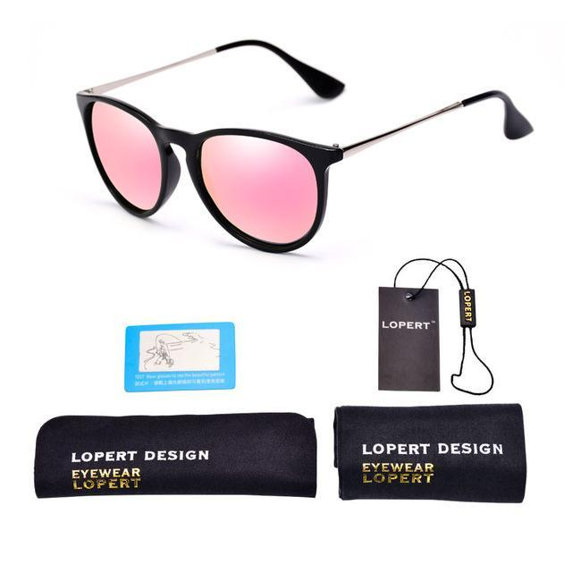 Lopert Cat Eye Hd Polarized Sunglasses Women Driving Glasses Sun Glasses-Polarized Sunglasses-Bargain Bait Box-SET 1 Black Pink-Bargain Bait Box