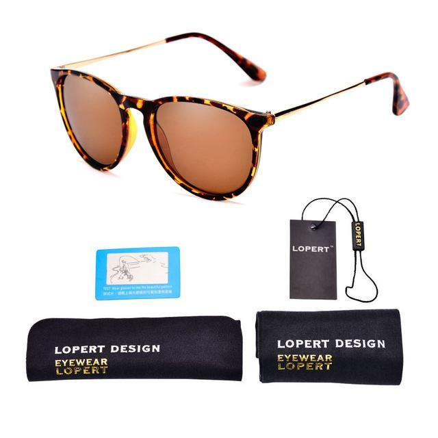 Lopert Cat Eye Hd Polarized Sunglasses Women Driving Glasses Sun Glasses-Polarized Sunglasses-Bargain Bait Box-SET 1 Leopard Brown-Bargain Bait Box
