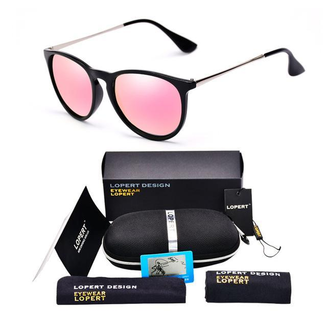Lopert Cat Eye Hd Polarized Sunglasses Women Driving Glasses Sun Glasses-Polarized Sunglasses-Bargain Bait Box-SET 2 Black Pink-Bargain Bait Box