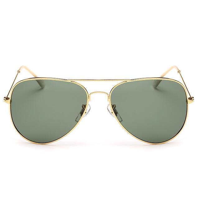 Luxury Vintage Polarized Sunglasses Women Female Sunglass Aviator Sun Glasses-Polarized Sunglasses-Bargain Bait Box-C2Gold F Gray-Colors-Bargain Bait Box