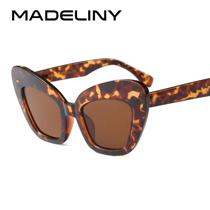 Madeliny Vintage Personality Butterfly Women Sunglasses Luxury Cat Eye Sun-Sunglasses-MADELINY Official Store-C1-Bargain Bait Box