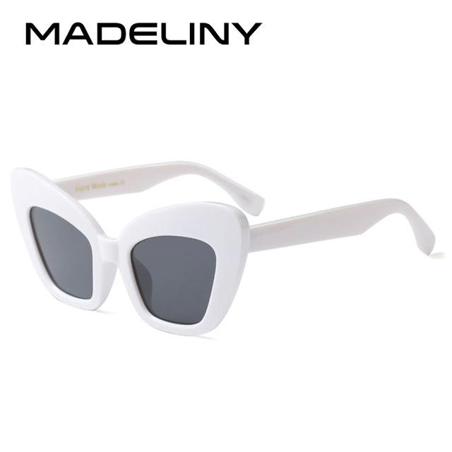 Madeliny Vintage Personality Butterfly Women Sunglasses Luxury Cat Eye Sun-Sunglasses-MADELINY Official Store-C2-Bargain Bait Box