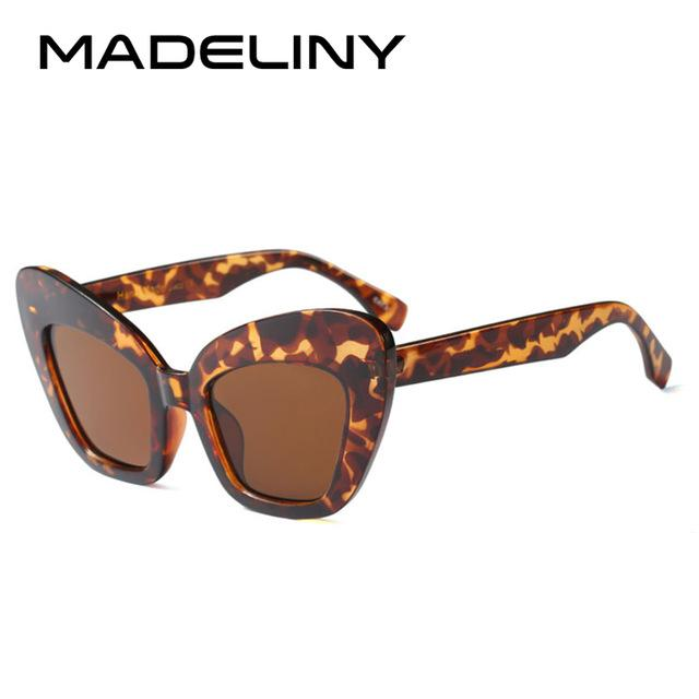 Madeliny Vintage Personality Butterfly Women Sunglasses Luxury Cat Eye Sun-Sunglasses-MADELINY Official Store-C3-Bargain Bait Box