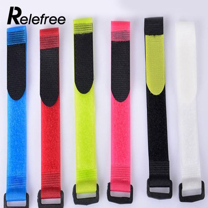 Magic Tape Fastening Tape Self Adhesive Tie Practical Tie Buckle Nylon Durable-Sports Museum Home-Bargain Bait Box