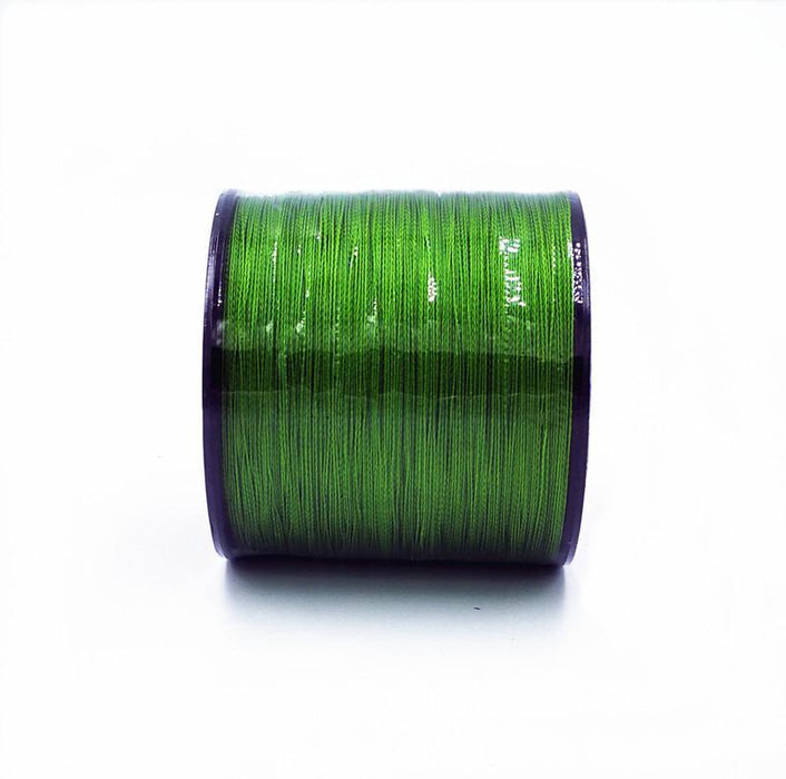 Mavllos Fishing Line 8 Strands 300M 8 Braided Pe Carp Fishing Line Multifilament-Mavllos Official Store-Yellow-0.8-Bargain Bait Box